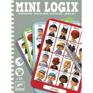 Gioco 6-10+ Deco Mini Logix indovina chi?
