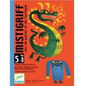 Carte Gioco Djeco 5-8+ Mistigriff