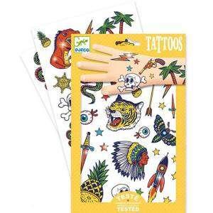 Tatuaggi Djeco Bang Bang