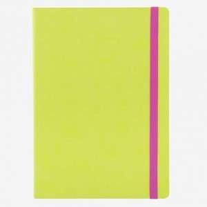 Quaderno 17x24cm 192pag Legami Green Righe