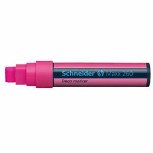 Marcatore Gesso Liquido Schneider Maxx 260 Rosa