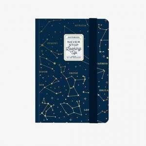 Quaderno  9x14cm 168pag Legami Stars Righe