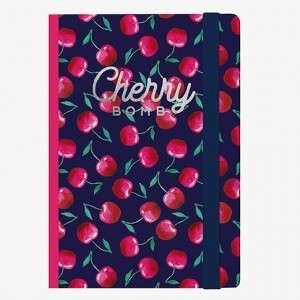 Quaderno 12x18cm 164pag Legami Cherrybomb Righe