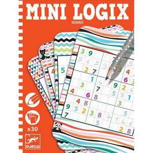 Gioco 6-10+ Deco Mini Logix Sudoku