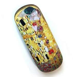 Porta Occhiali Kaos Klimt Il Bacio
