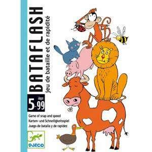 Carte Gioco Djeco 5-99+ Bataflash