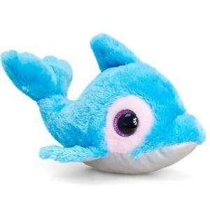 Peluche Animotsu Sealife Sea Dolphin 15cm