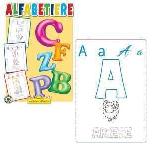 Libro Colora Alfabetiere