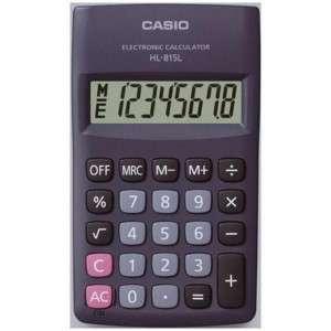 Calcolatrice Casio HL-815L
