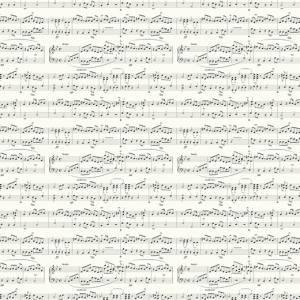 Carta Regalo Rotolo 70x200cm Legami Musical Score