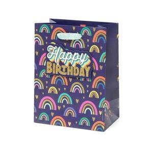 Sacchetto 19x25x11,5cm Legami Rainbow