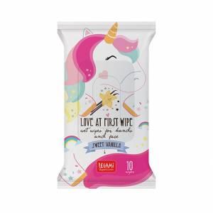 Salviettine Umidificate Legami Vanilla Unicorn