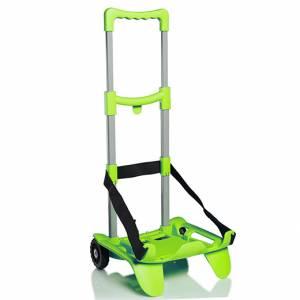 Carrello Zaino Seven Be Box Trolley Top Verde