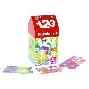 Gioco 3+ Apli Kids Puzzle 30pz I Numeri