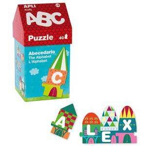 Gioco 3+ Apli Kids Puzzle 40pz ABC