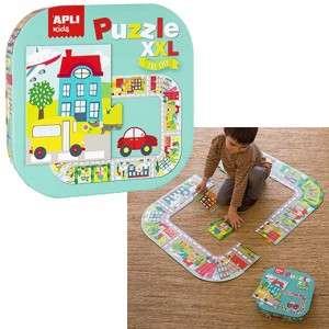 Gioco 4+ Apli Kids Puzzle XXL The City