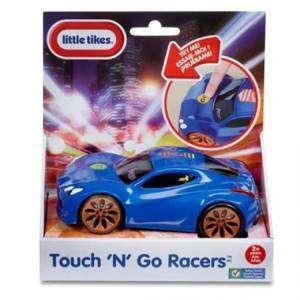 Auto 2+ Little Tikes Touch n 'Go Racers Wheelz Blue