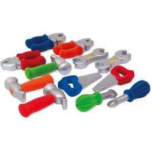 Gioco 1-5+ Rubbabu My First Tools 1pz