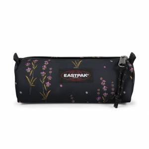 Astuccio Eastpak Benchmark Flowers Wild Black