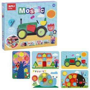 Gioco 2+ Apli Kids My First Mosaic Wood