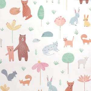 Carta Regalo 70x100cm Animali