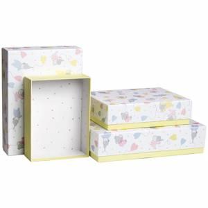 Scatola Stewo Baby Mimmi & Millow 17x22,5x6,5cm