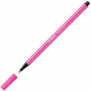 Pennarello Stabilo Pen 68/056 Rosa Fluorescente