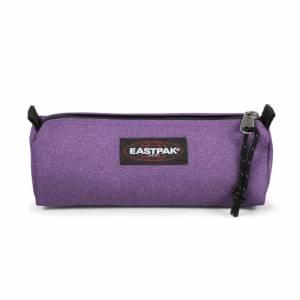 Astuccio Eastpak Benchmark Sparkly Glitgrape