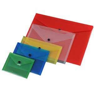 Busta Bottone 46x33cm A3 vari colori