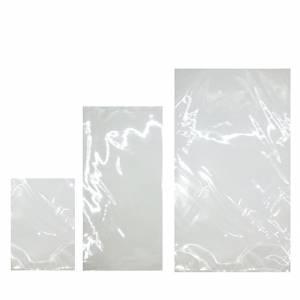 Busta PPL Trasparente Brillante  8x12cm 100pz