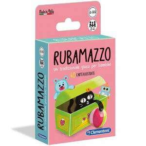 Carte Gioco Clementoni 4-99+ Rubamazzo