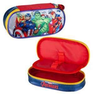 Astuccio Bustina Ovale Avengers
