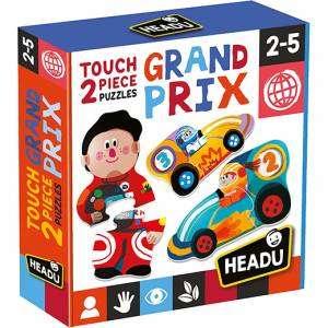 Gioco 2-5+ Headu Puzzle Grand Prix