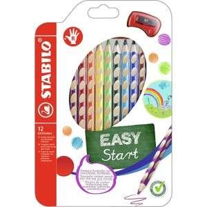 Matite Colorate Stabilo Easycolors 12pz Destrimani
