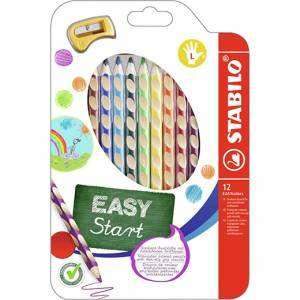 Matite Colorate Stabilo Easycolors 12pz Mancini
