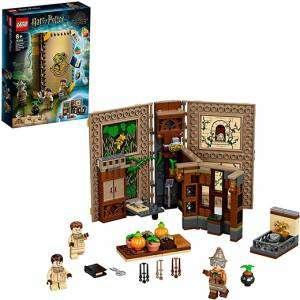 Costruzioni 8+ Lego Harry Potter 76384 Hogwarts Moment: Herbology Class