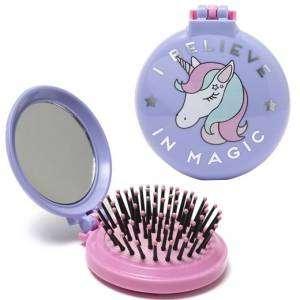 Spazzola c/Specchio Legami Unicorn