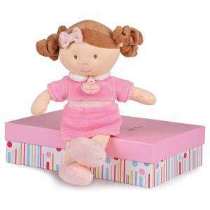 Bambola Doudou Et Compagnie 30cm Rosa