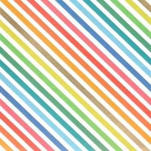 Carta Regalo 70x100cm Classic Diagonali c/Oro