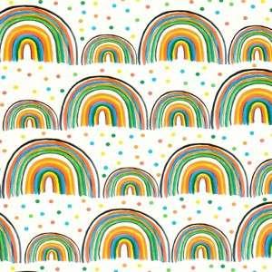 Carta Regalo 70x100cm Rainbow