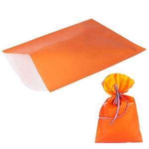 Busta Regalo PPL  8x15cm 50pz Arancione