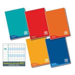 Quaderno Maxi A4 Didattico per Disgrafia Quad. Q+