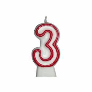 Candelina Numero  3