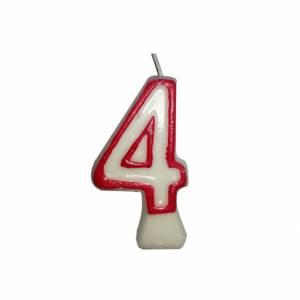 Candelina Numero  4