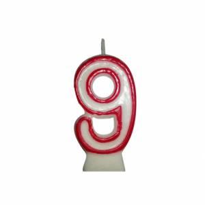 Candelina Numero  9