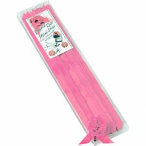 Coccarda AutoTirante Raso 15mm Rosa