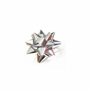 COCCARDA PPL  6,5mm diam.35mm Argento