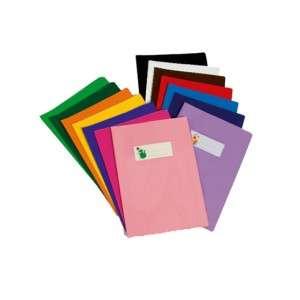 Copri Quaderno A5 PVC Rosso