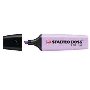 Evidenziatore Stabilo Boss-Pastel Glicine 70/155