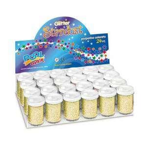 Glitter Porporina 8gr Pool Over 1pz Oro